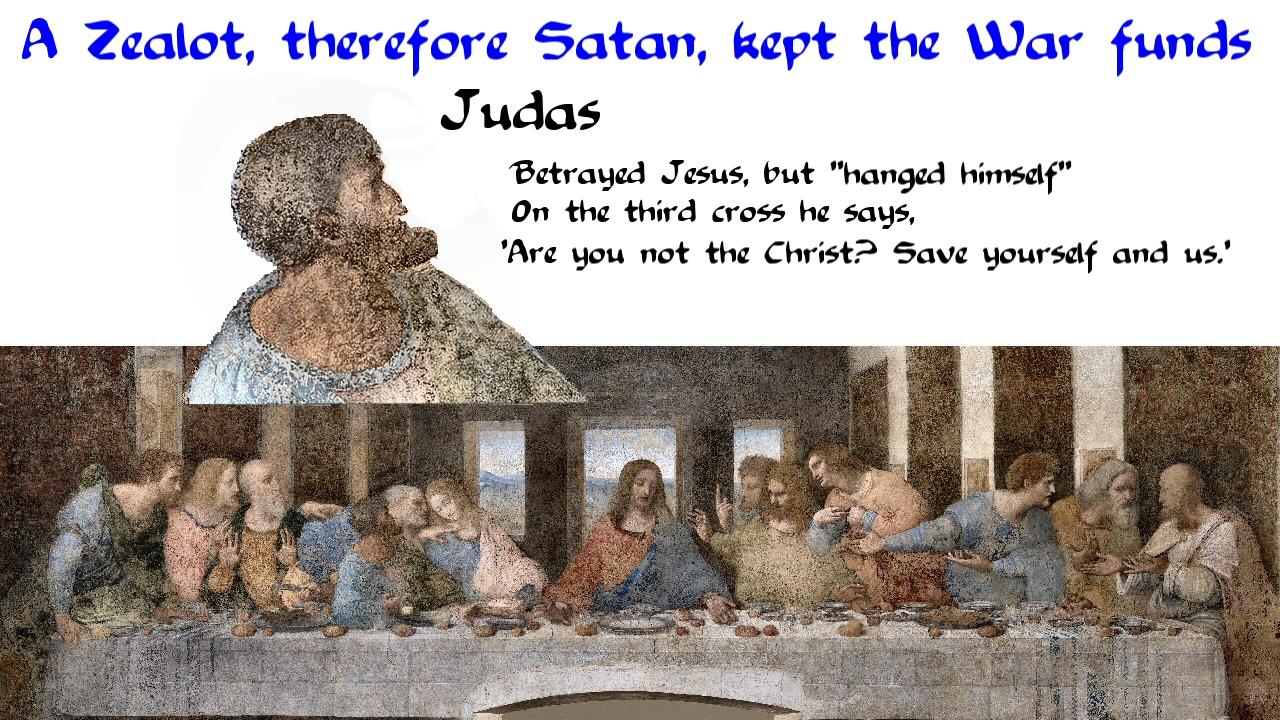 Pesher Of Christ The Twelve Disciples Revealed
